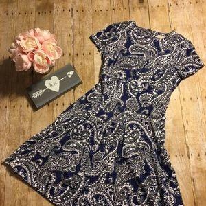 Michael Kors Renfrew Paisley Dress